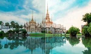Thai Mobile & Desktop Lightroom Presets