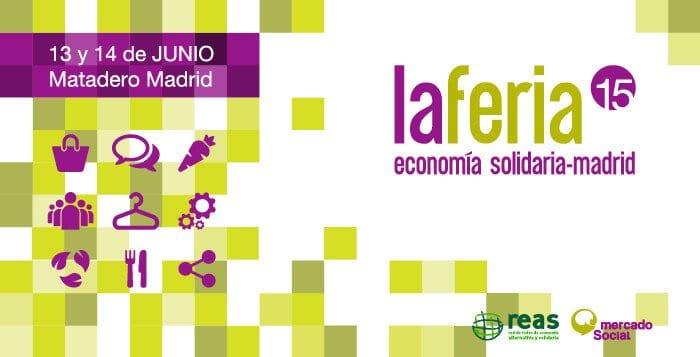III edición de La Feria de Economía Solidaria de Madrid