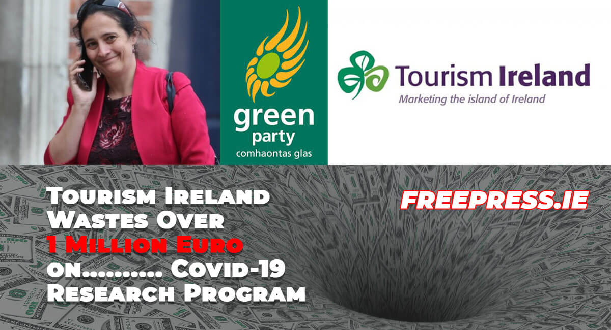 CATHERINE-MARTIN-GREEN PARTY TOURISM-IRELAND-ETENDERS-COVID-19-RESEARCH.