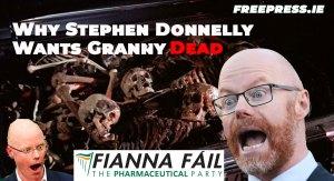 Stephen-donnelly-vaccines-covid-granny