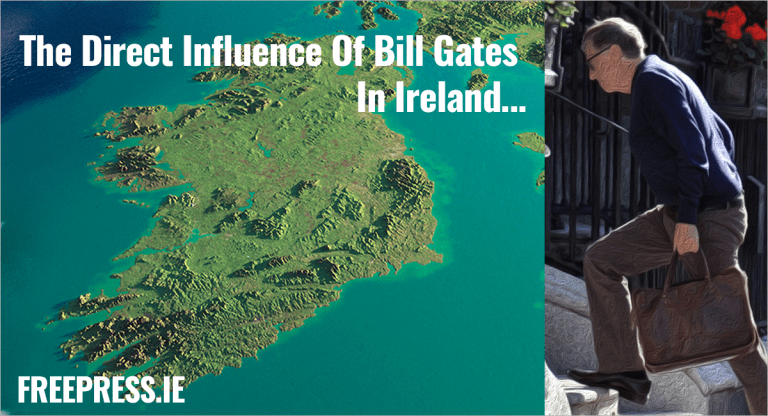 The Direct Influence Of Bill Gates In Ireland