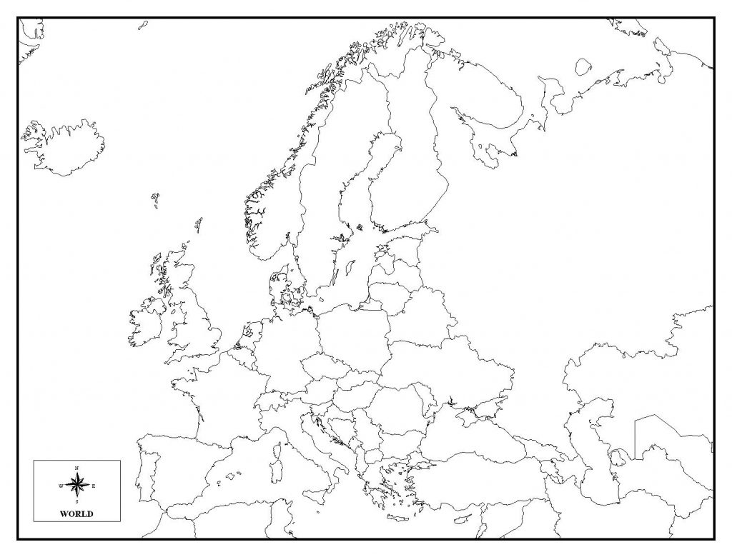 Test Your Geography Knowledge Europe Countries Quiz Lizard