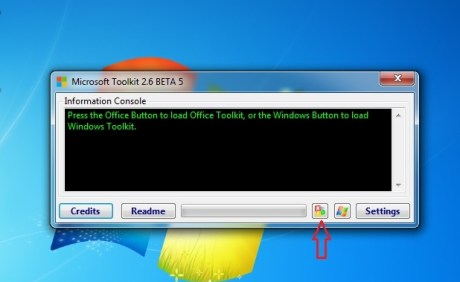 activate ms office with microsoft toolkit
