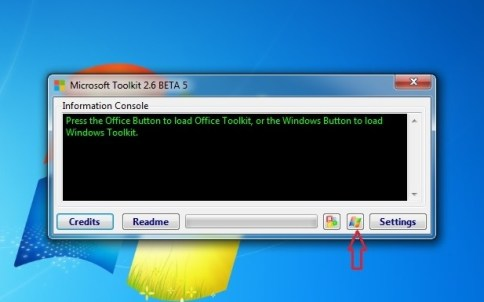 activate windows with microsoft toolkit