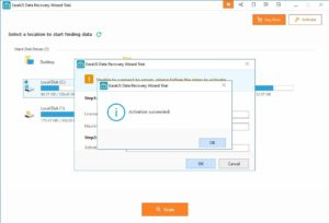 EaseUS Data Recovery License Code With Crack