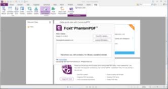 Foxit PhantomPDF 9 free Download + Patch