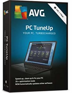 AVG PC TuneUp License Key & Crack