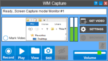 WM Capture Crack & Keygen + Patch