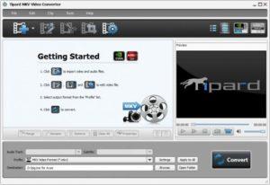 Tipard MKV Video Converter Pro Serial key + Patch