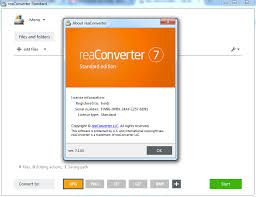 ReaConverter Pro 7.426 Full Version With Crack