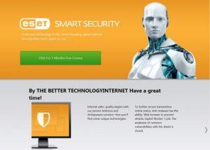 eset smart security License Key 2020 With Crack