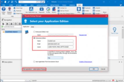 Remote Desktop Manager Enterprise 2020.3.21.0 + Crack [Latest]