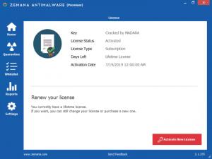 Zemana Antimalware 3.2.27 Crack With Activation Key [2021]