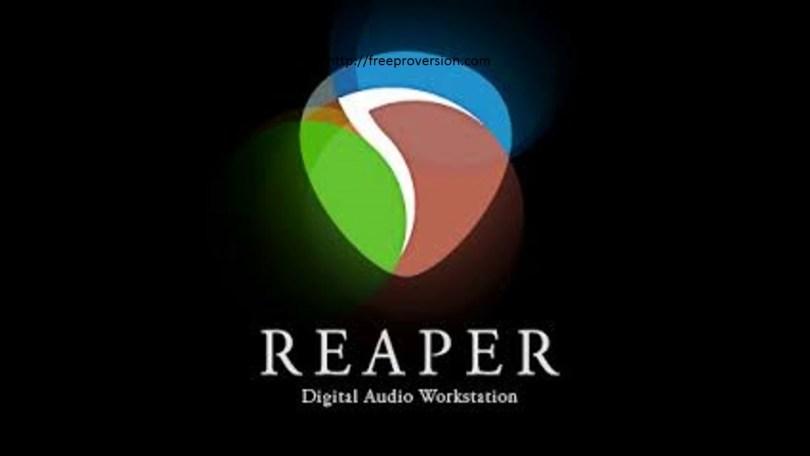 REAPER 6.36 Crack Full Keygen Free Download (Latest)