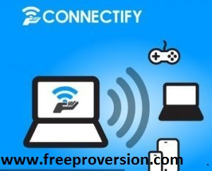Connectify Hotspot Pro Crack + license key 2019 Free Download