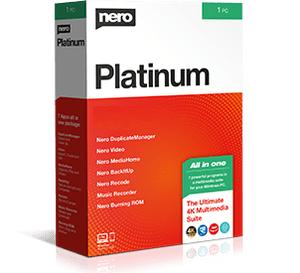 Nero Platinum 2021 Crack With License Key Free Download