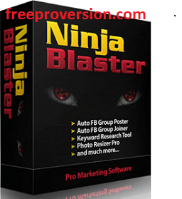 ninja blaster 2021 crack with serial