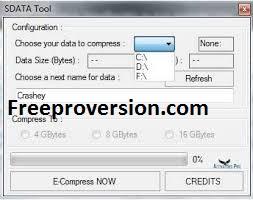 Sdata Tool 64 & 128 GB New 2020 Free Download