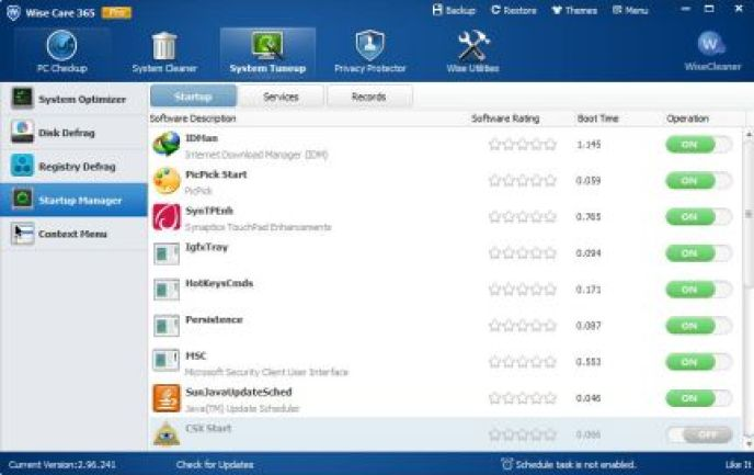 Wise Care 365 Pro Crack Full Version Free Download