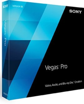 Sony Vegas Pro 13 Crack + Keygen with Serial Number 2019