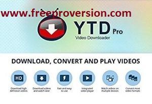 YTD Video Downloader Pro 5.9.18.8 Crack & Serial Key Free Download