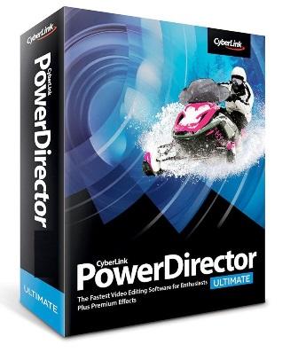Cyberlink PowerDirector 18 Crack + Keygen 2020 Free Download