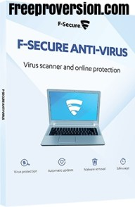 F-Secure Antivirus Crack 2019 + Key Free Download [Latest]