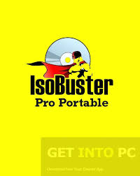 IsoBuster PRO Crack Plus Product Key For Free