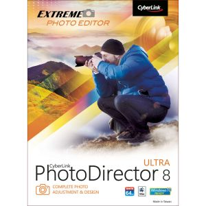 CyberLink PhotoDirector 12 Crack + (100% Working) Key Free Download