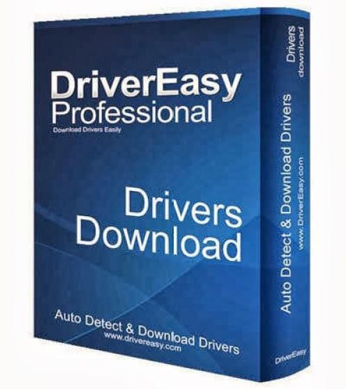 Driver Easy Pro Crack 5.6.15 License Key Free Download [Full Version]