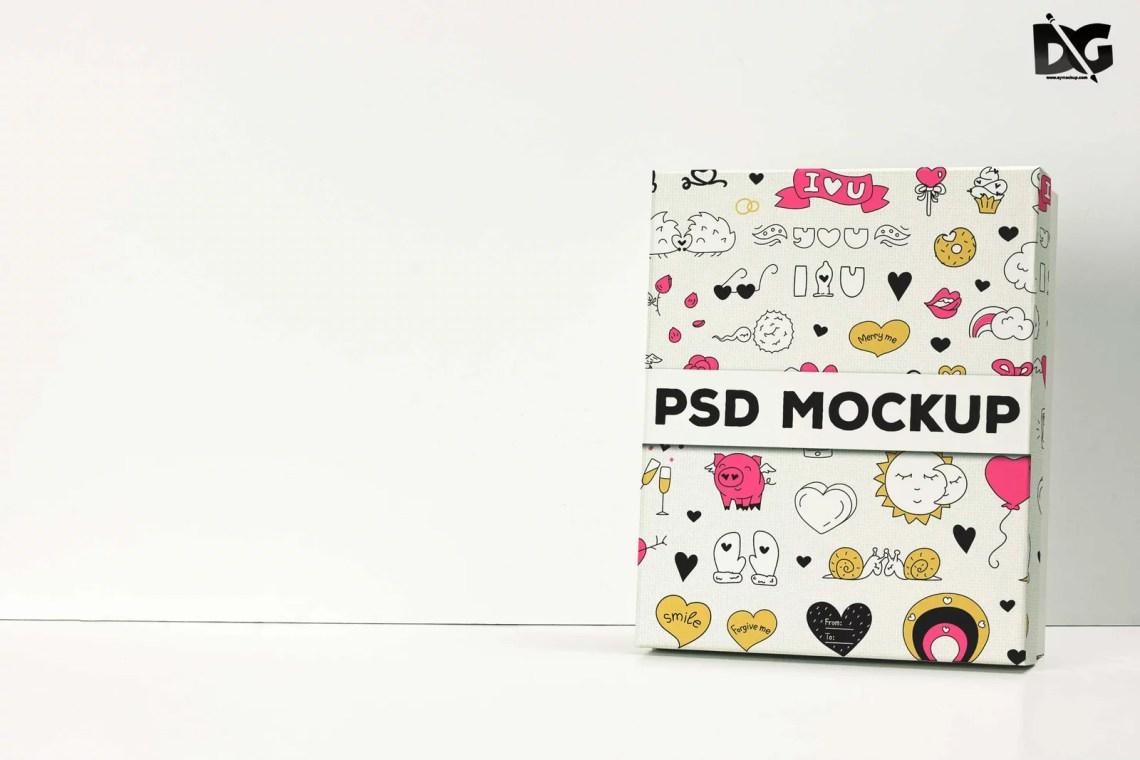 Download Free Cosmetic Box PSD Mockup | Free PSD Mockup | New Mockup