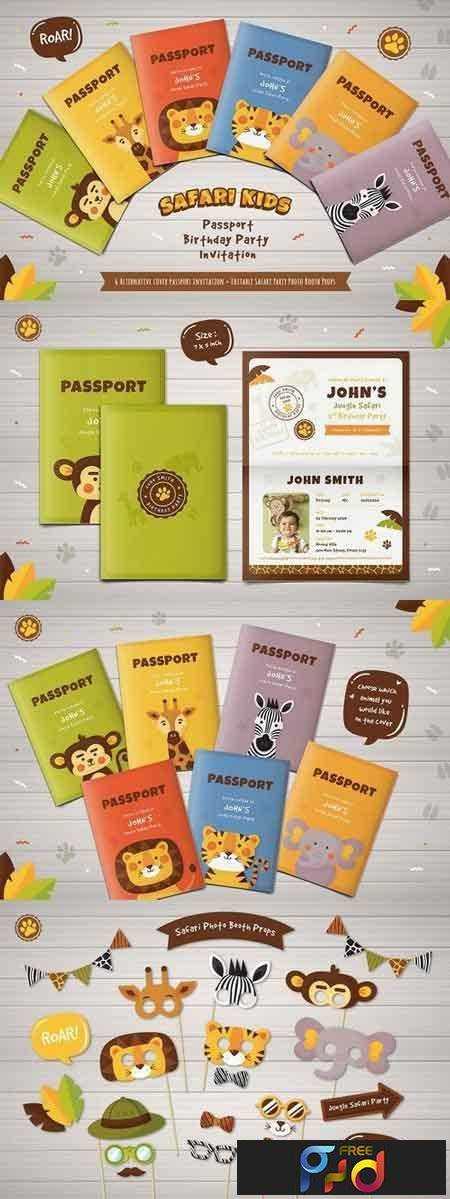 1706013 safari passport birthday