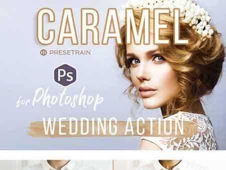 Action Photoshop Wedding Free 7