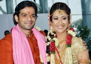 Ankita Bhargava With Karan Patel