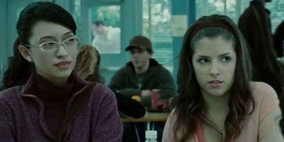 Christian Serratos in Twilight