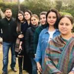 Lalu Yadav's children