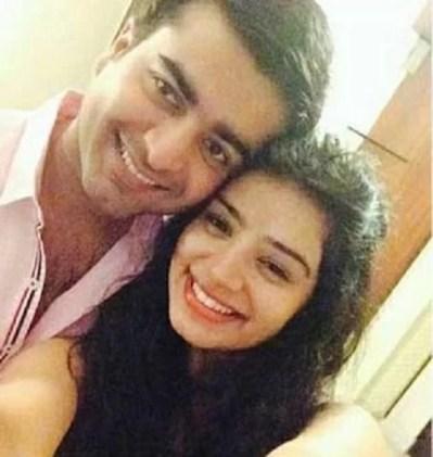 Sukirti Kandpal With Rishabh Jain