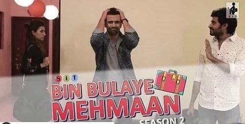 Yash Sinha in Bin Bulaye Mehmaan Season 2