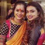 Mayuri Deshmukh with her Sister