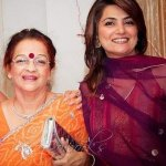 Atul Khatri's mother and wife