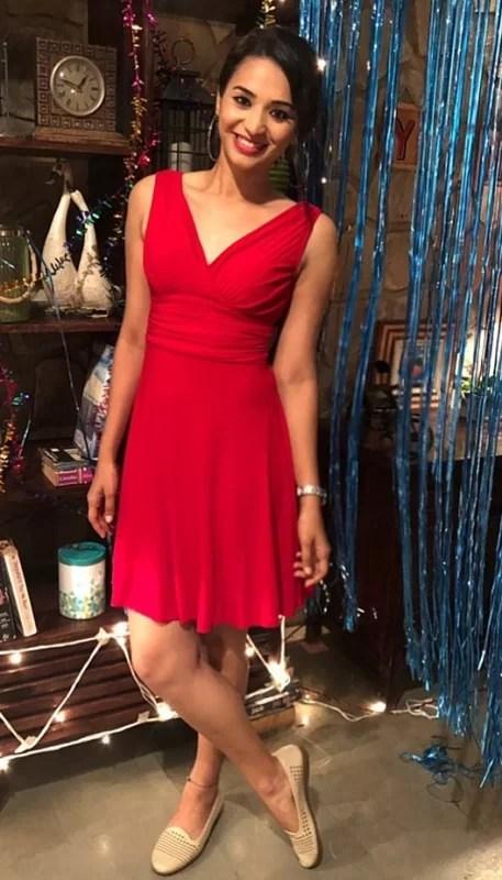 Anjali Barot profile