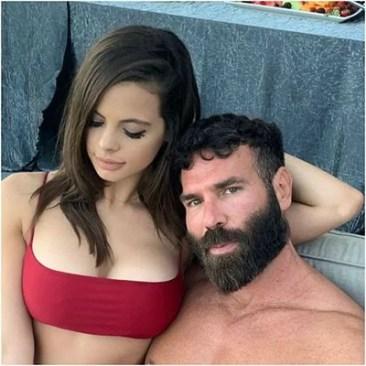 Dan Bilzerian with Katie Bell