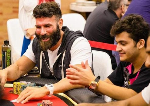 Dan Bilzerian Playing Poker