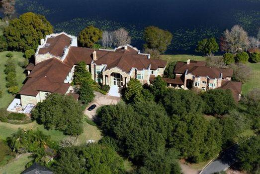 Terri Steffen and Paul Bilzerian's Avila mansion