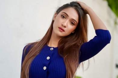 Salman Zaidi's ex-girlfriend Krissann Barretto