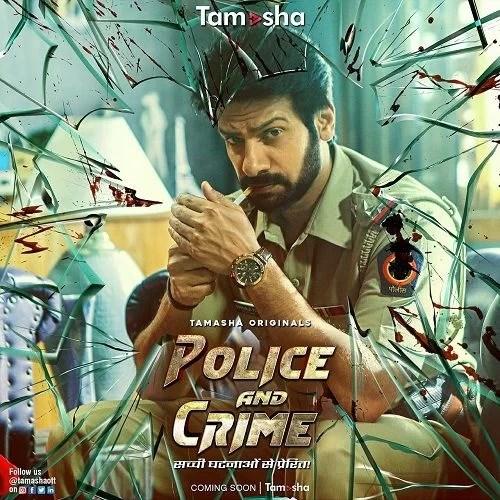 Karan Veer Mehra in Police and Crime