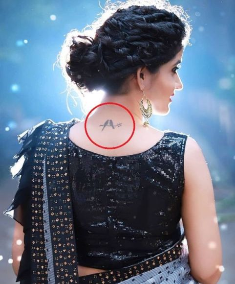 Mayuri Kapadane tattoo (2)