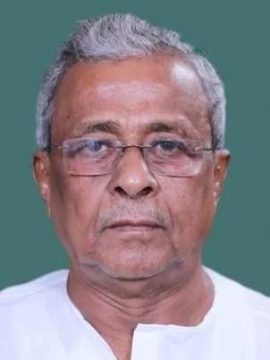 Suvendu's father Sisir Kumar Adhikari