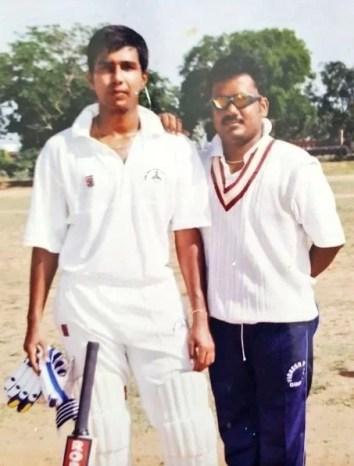 Vishnu Vishal as a cricketer