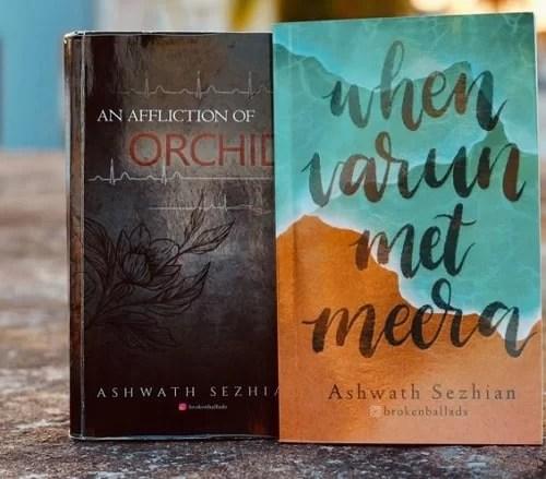 Ashwath Sezhian's books